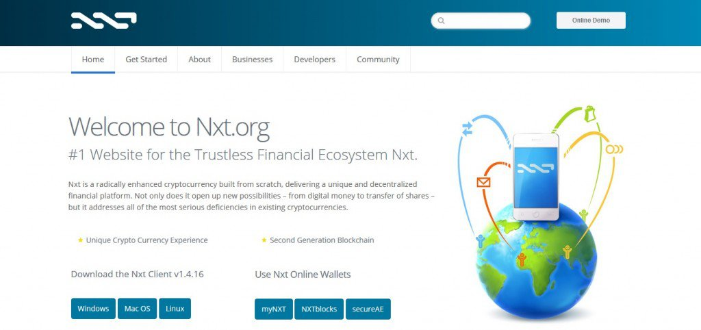 Nxt: The Original Bitcoin 2.0 Platform With Smart Contracts, Decentralized Crowdfunding, Open Source and 18 Months of Development
