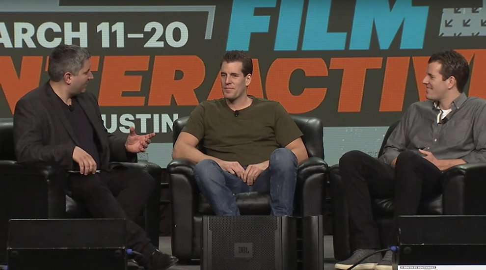 "The Winklevoss Twins on Bitcoin Industry Growth: ""Let's Build That Bridge to the Legacy World"""