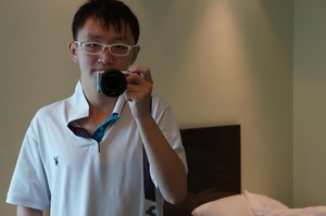 10 Questions with Zhou Tong