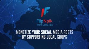 FlipNpik's Social Media Model: Boosting Incentives for Local Promotions