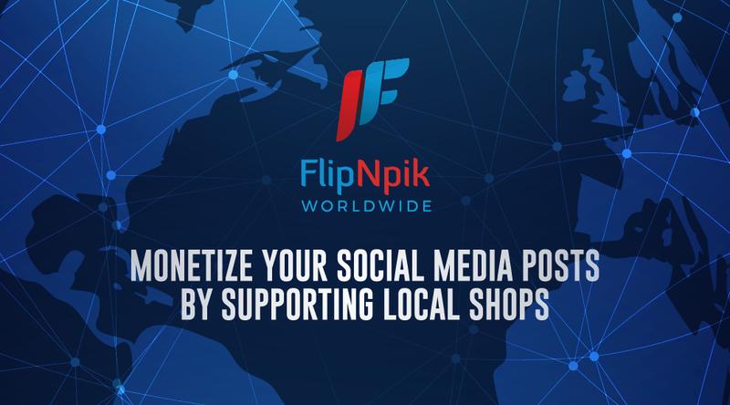 [promoted] FlipNpik's Social Media Model: Boosting Incentives for Local Promotions thumbnail