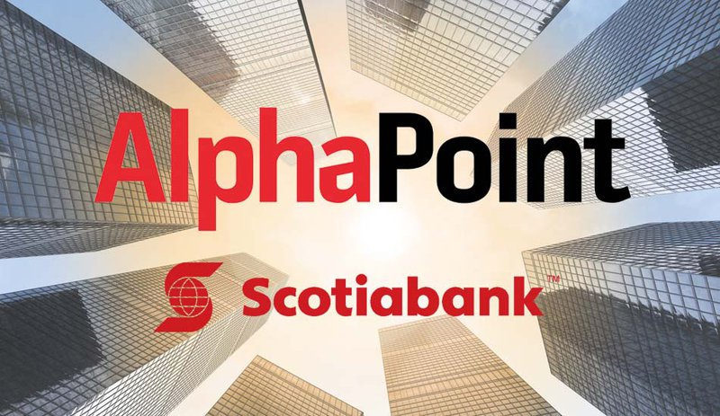 AlphaPoint Completes Blockchain Trial With Scotiabank