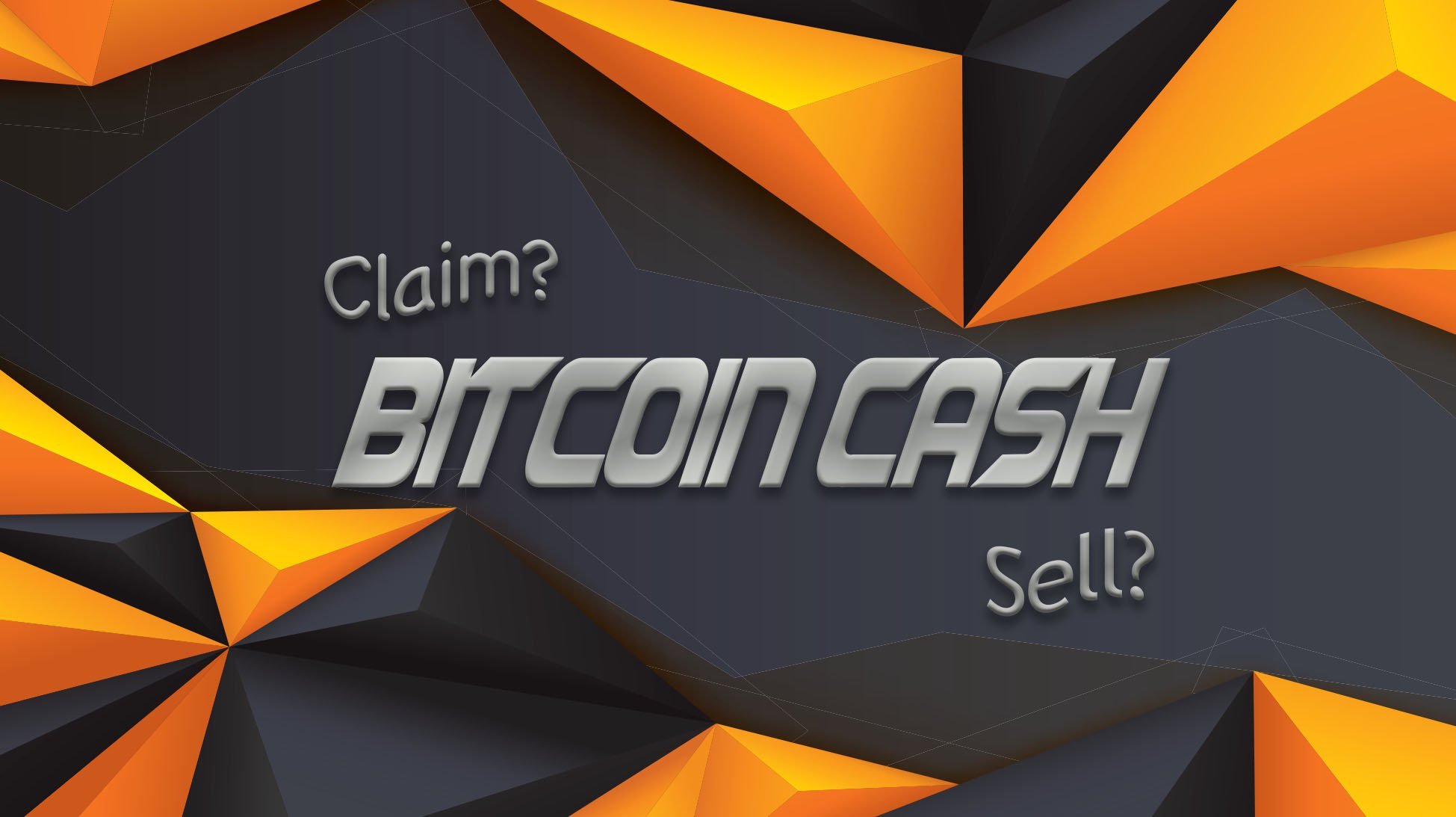 "A Beginner's Guide to Claiming Your ""Bitcoin Cash"" (and Selling It)"