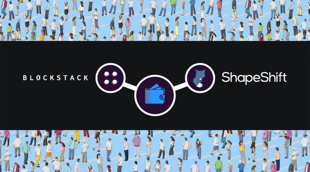 Blockstack and ShapeShift Offer $50,000 Universal Wallet DApp Bounty