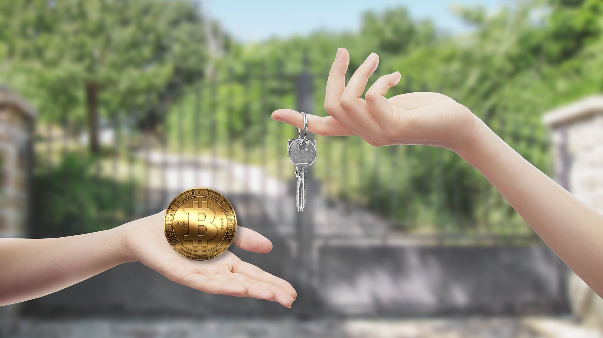 Russian Real Estate Firm Experiments With Selling a Luxury Mansion for Bitcoin