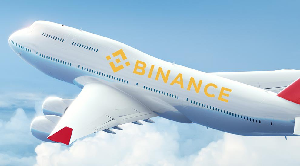 Binance Invests $2.5 Million in Australian Blockchain Travel Startup