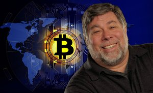 Steve Wozniak Wants Bitcoin to Become the World's Single Currency