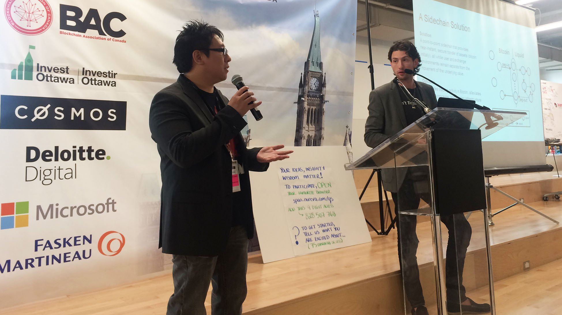 Samson Mow Introduces Liquid Networks at Blockchain Forum in Canada