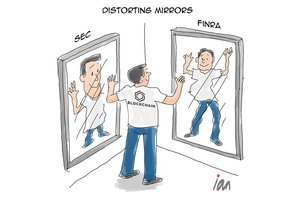 Cartoon: Distorting Mirrors
