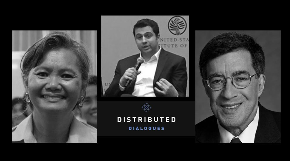 Distributed Dialogues: Blockchain Verification and Decentralized Subversion in Cambodia