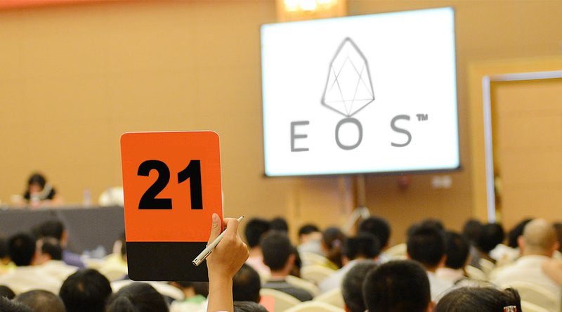 EOS Hype Builds as Over 50 Candidates Vie for 21 Supernodes thumbnail