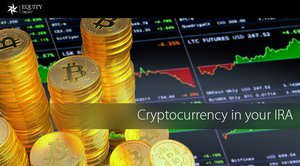 Equity Trust Forges a New Path for Crypto-Based IRA Investments