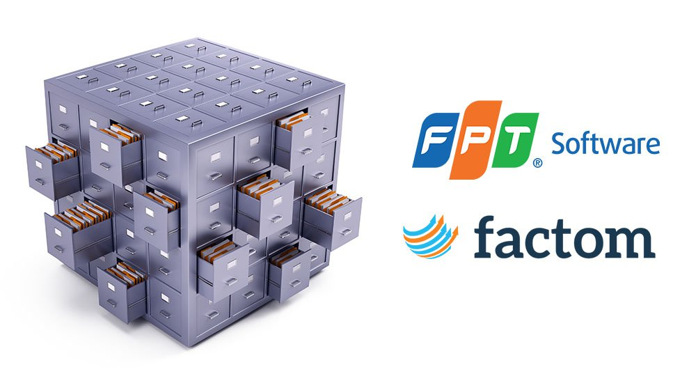 FPT Software and Factom Announce Partnership to Expand Blockchain-as-a-Service