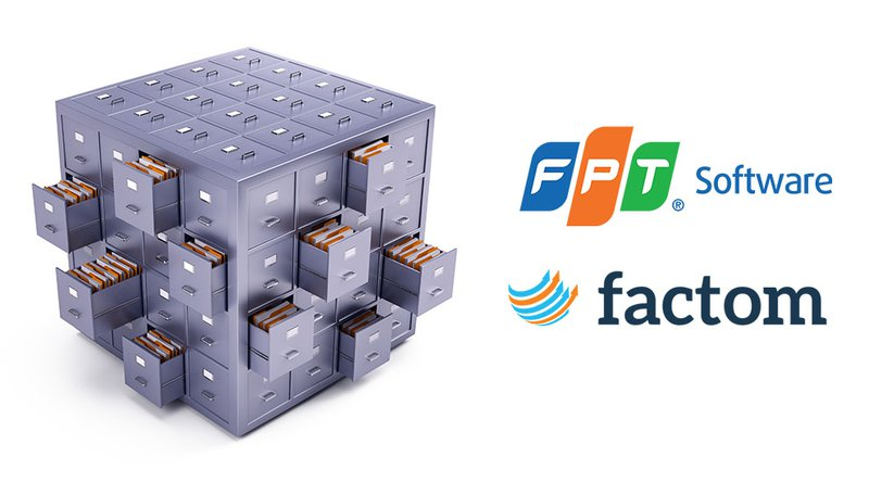 FPT and Factom Announce Partnership to Expand Blockchain-as-a-Service