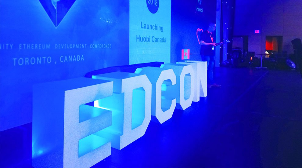 Blockchain Asset Company Huobi Group Announces Expansion to Canada Onstage at EDCON