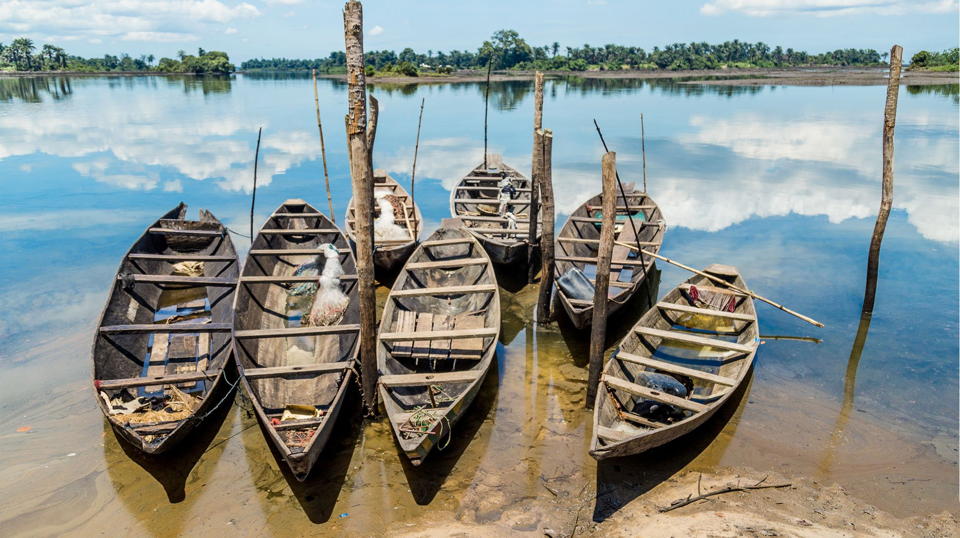 How Blockchain Technology is Helping to Clean the Niger River