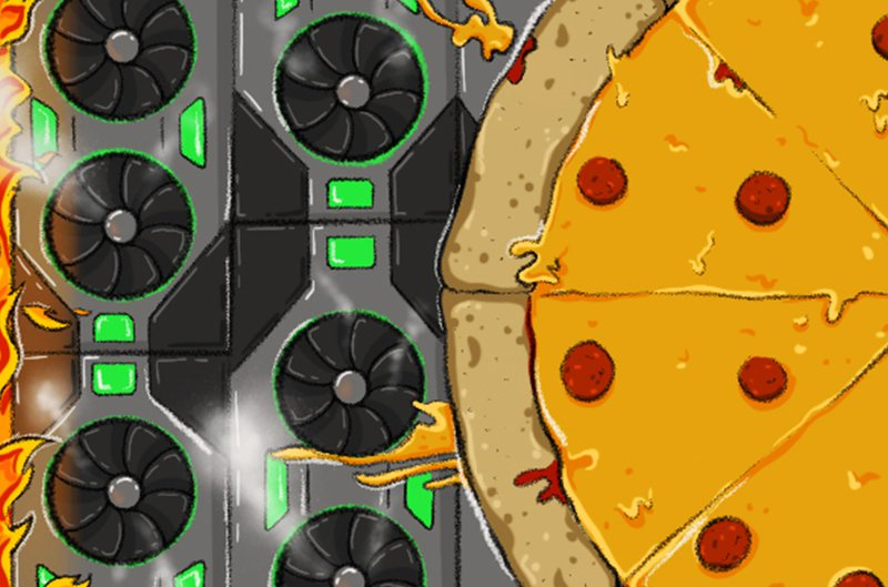 The Man Behind Bitcoin Pizza Day Is More Than a Meme: He's a