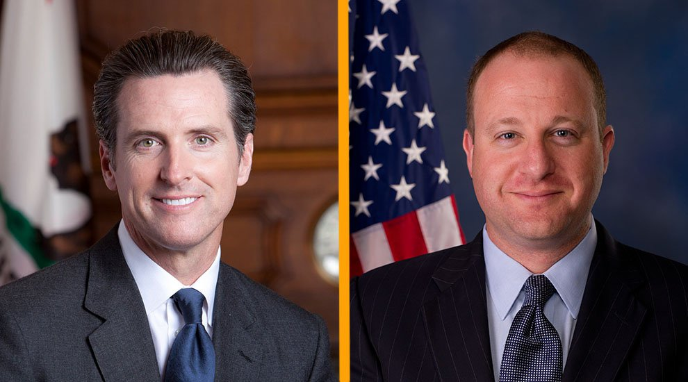 Colorado and California Just Elected Pro-Bitcoin Governors