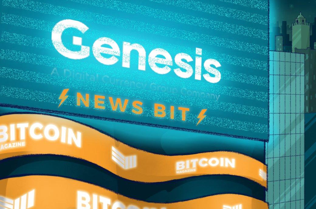 With BTC Emphasis, Genesis Capital Reports $425 Million Originations in Q1