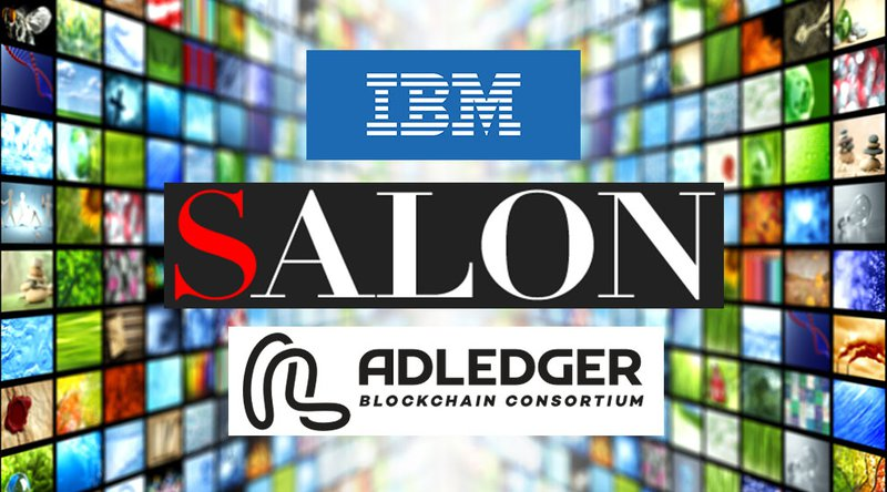 Salon Joins With AdLedger and IBM to Trial a Blockchain Approach to Ad Tech