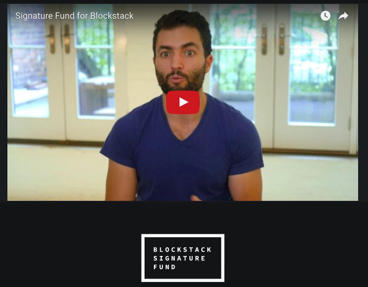blockstack video