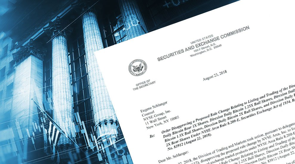 """Not a Done Deal: U.S. SEC """"Will Review"""" Most Recent ETF Decisions"""