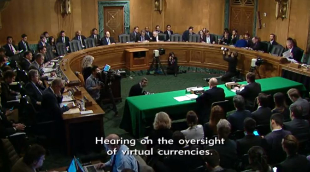 SEC and CFTC Give Testimonies at Senate Hearing on Virtual Currencies