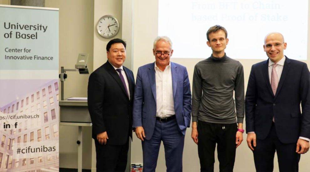 Ethereum Founder Vitalik Buterin Receives Honorary Doctorate