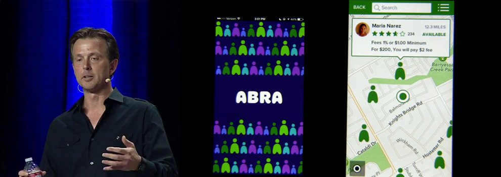 "Could Abra be Bitcoin's ""Killer App""?"