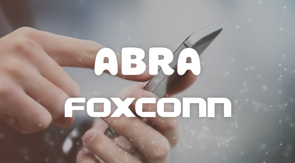 Abra Closes $16M in Funding and Looks to Venture Into Consumer Product Space