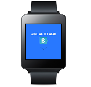 Aegis Wallet's Smartwatch Support