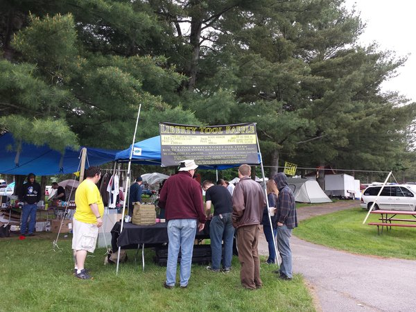 Bitcoin At Porcfest, Part 1: A Social Experiment