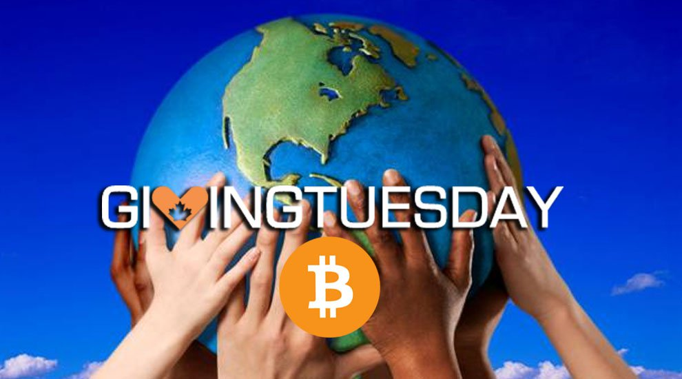 Bitcoin Companies Gear Up to Give Back on Bitcoin Giving Tuesday