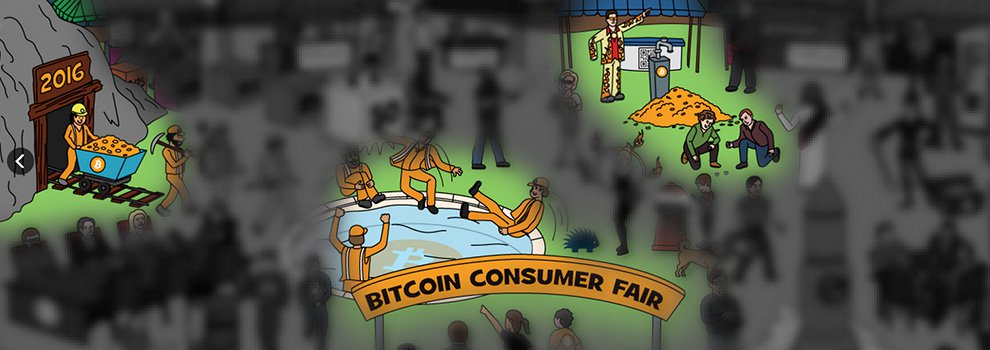 Bitcoin Consumer Fair to be Held in Atlanta