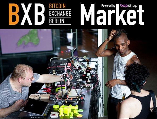 Bitcoin Exchange Berlin (BXB) VOL. 3
