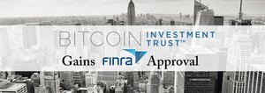 Bitcoin Investment Trust Becomes the First Publicly Traded Bitcoin Fund