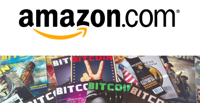 Bitcoin Magazine Amazon.com Discount Sale!