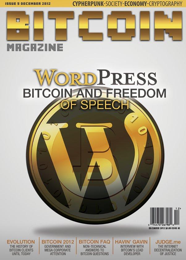 Bitcoin Magazine Has New Ownership