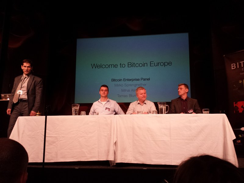 Bitcoiners From Around the World Meet in Amsterdam