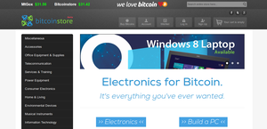 BitcoinStore Officially Launching Today, 0% Markup