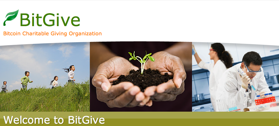 BitGive Foundation: First Bitcoin Charity Launched