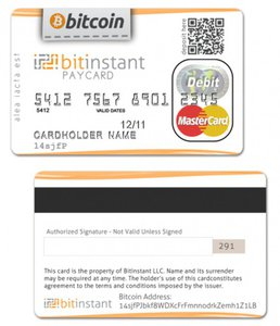 BitInstant's Debit Card – The Final Push to Critical Mass