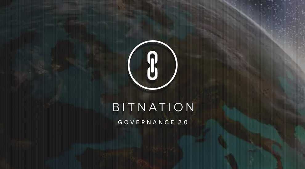 Bitnation Launches World's First Blockchain-Based Virtual Nation Constitution