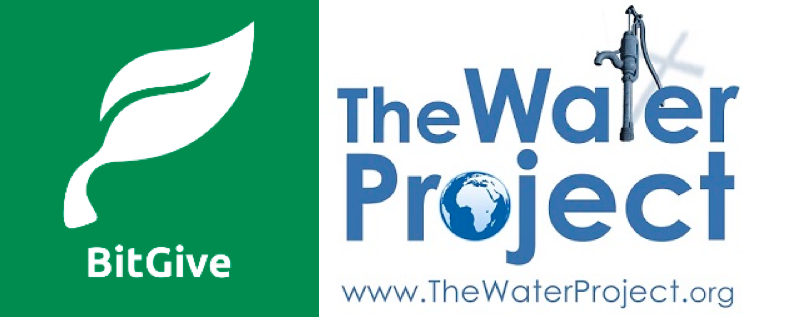 "BitPay Pledges 1 BTC Match to BitGive's ""The Water Project"" Campaign"