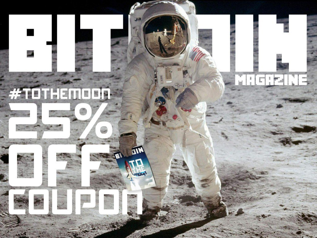 Black Friday #tothemoon 25% Off Coupon
