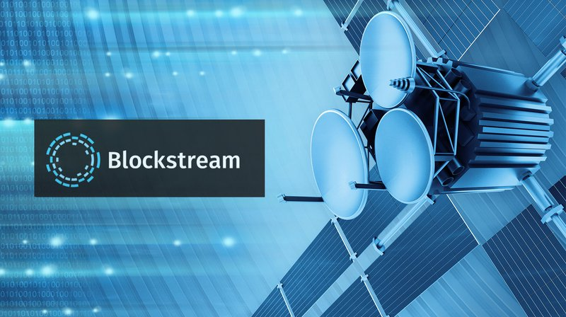 Blockstream satellite broadcasts