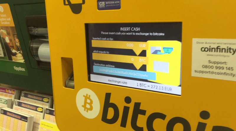 Despite Slump in Crypto Prices, Bitcoin ATMs More Than Doubled in 2018