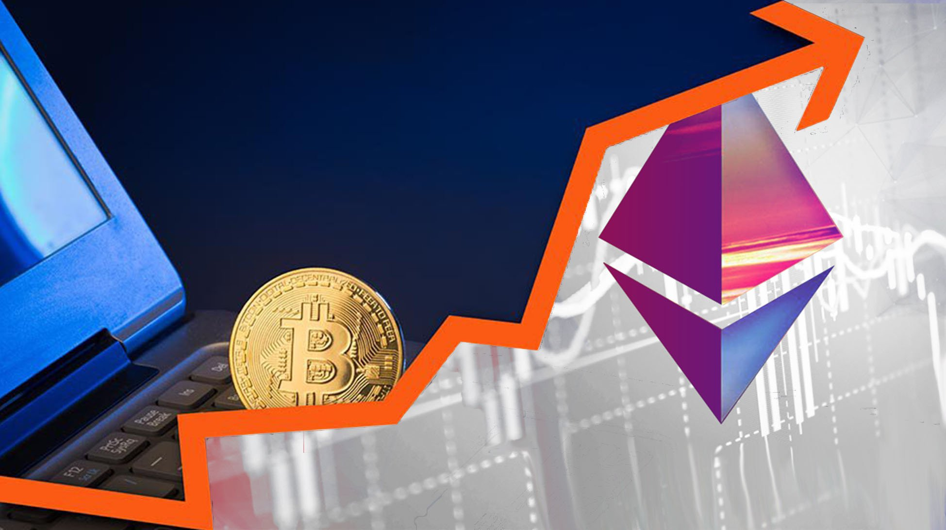 Bitcoin & Ether Price Analysis: Bitcoin Still Going Strong While Ether Wearies