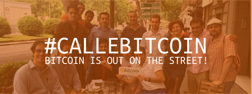 #CALLEBITCOIN. BITCOIN IS OUT ON THE STREET!