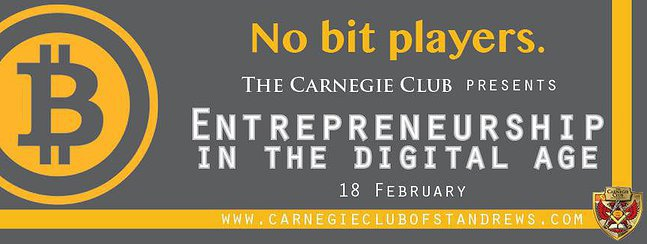 The Carnegie Club Bitcoin Panel